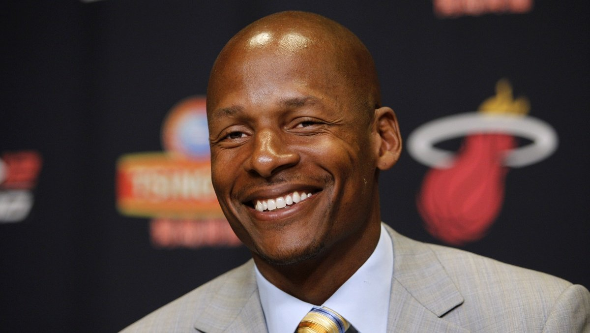 Retired NBA star Ray Allen tells Orlando court he was 'catfished'