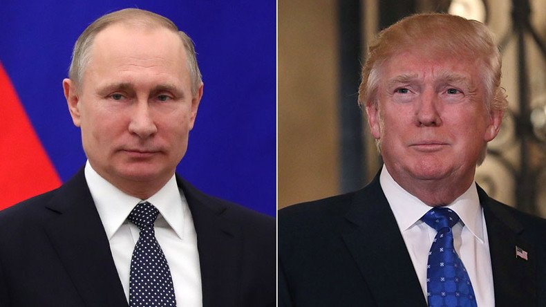 JUST IN: Putin informed Trump of meeting with Assad in phone call focused on Syria – Kremlin