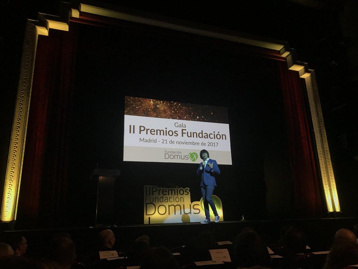 test Twitter Media - En la II Gala de los Premios de la Fundación @DomusVi_Es  Un éxito de convocatoria!!! https://t.co/uZQcNpwvUW