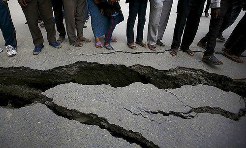 Scientists fear increase in deadly earthquakes next year