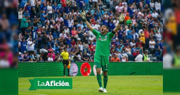 Me halaga que Almeyda me tome en cuenta para @Chivas: Jesús Corona ���� https://t.co/HLbhZvuudz https://t.co/ZJVxEOPJjj