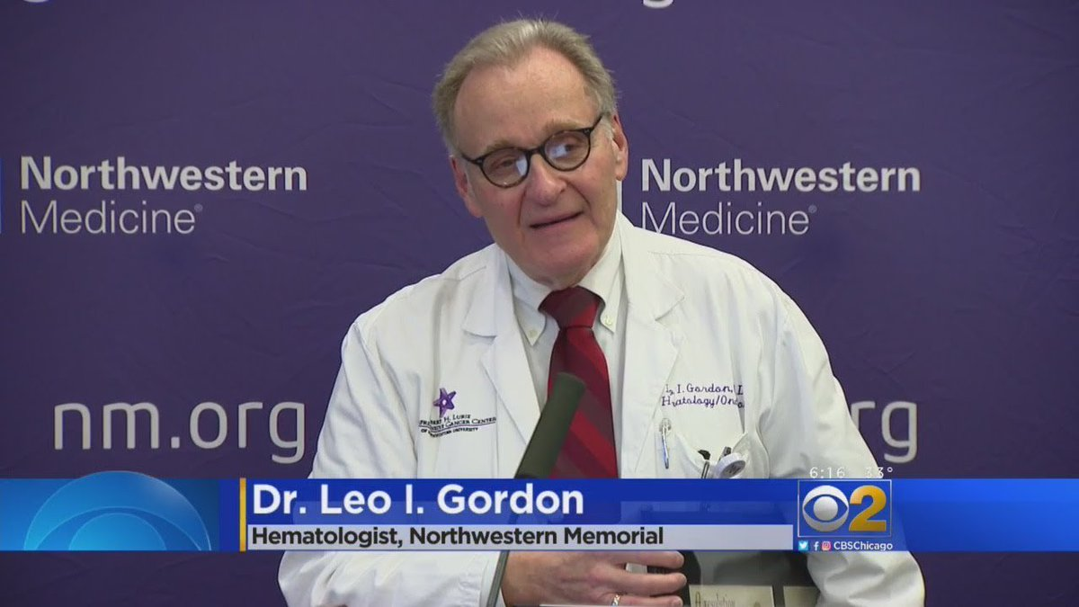 Northwestern Doctor Honored For Cancer Research Efforts
