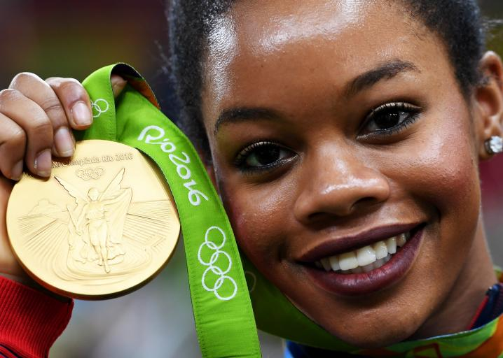 U.S. gymnast Gabby Douglas says she too was sexually abused by team doctor
