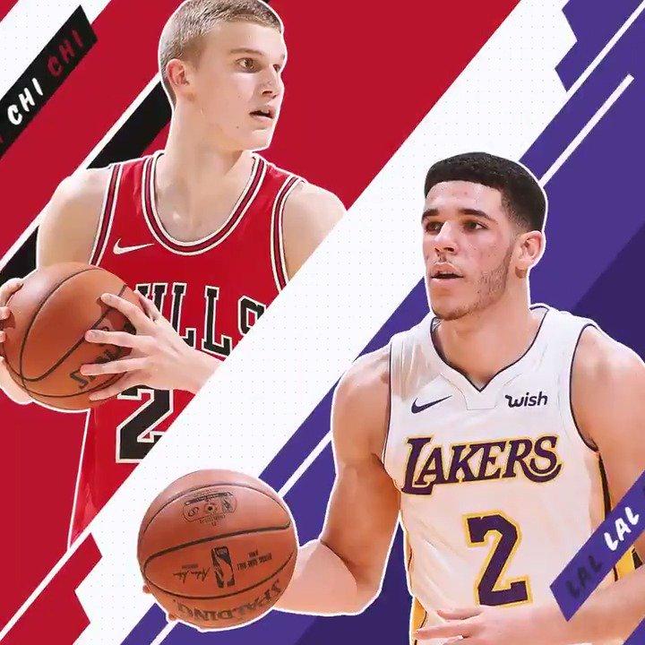 .@ZO2_ & @MarkkanenLauri headline a @Lakers/@chicagobulls showdown on #PlayersOnly!⏰ 1030pm/ET📺 NBA TV