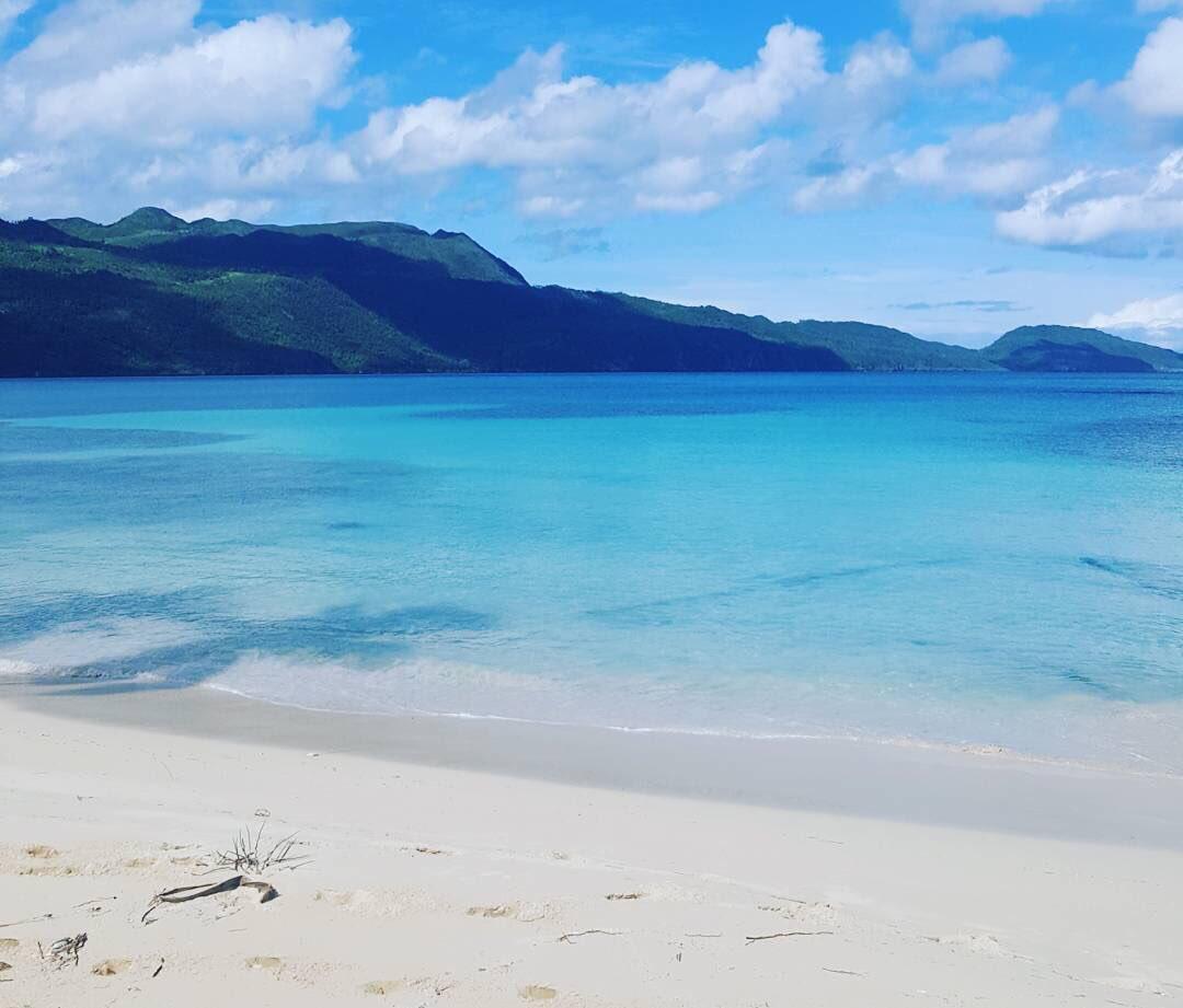 Hoy termina nuestra celebración de bodas en estas maravillosas playas del Caribe 🌴 Mañana pa Barcelona