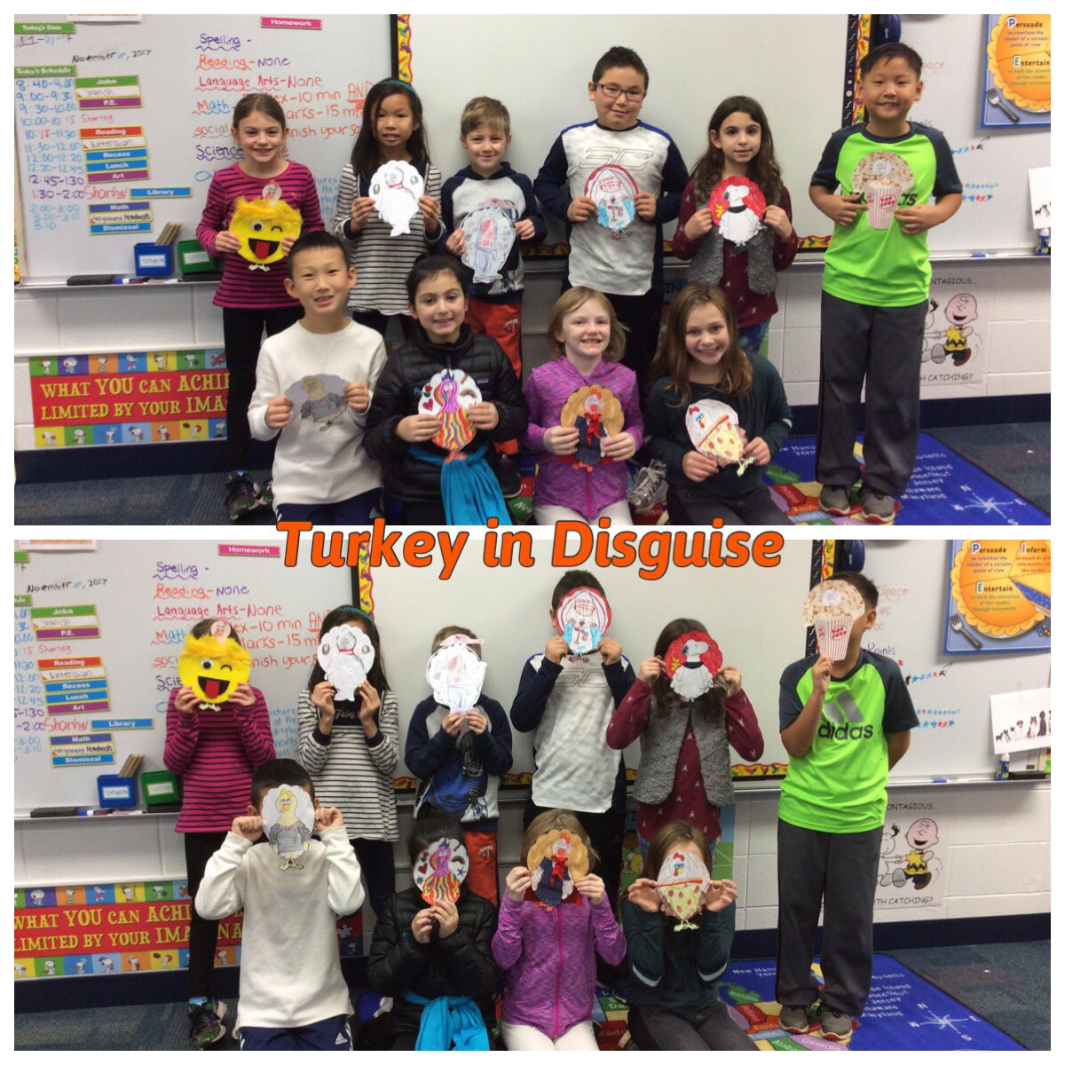 test Twitter Media - Turkey in disguise! #d30learns #SaveTheTurkey! https://t.co/84SICZmhIg