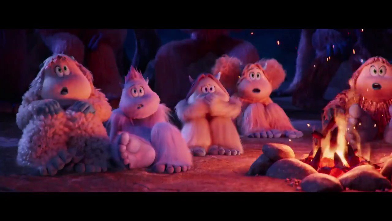 Check out the new trailer for #Smallfoot from my friend @ChanningTatum! https://t.co/aKLgACP36B