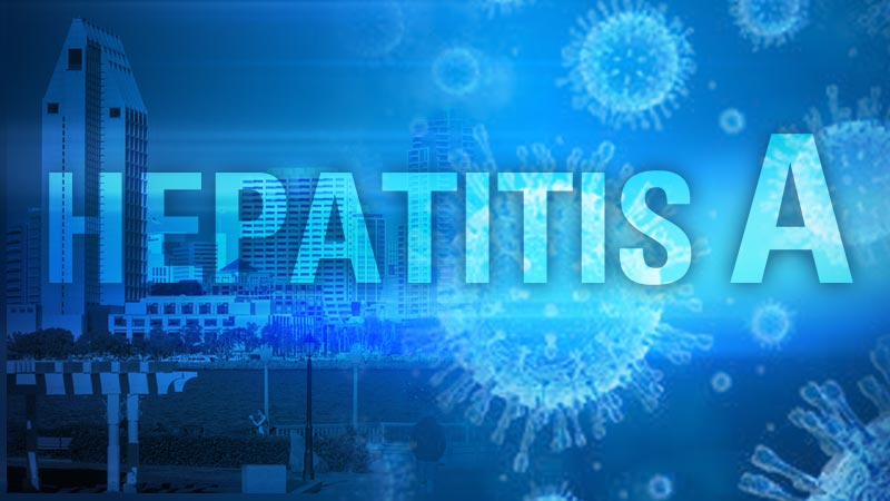 Seven new cases of Hepatitis A reported around county