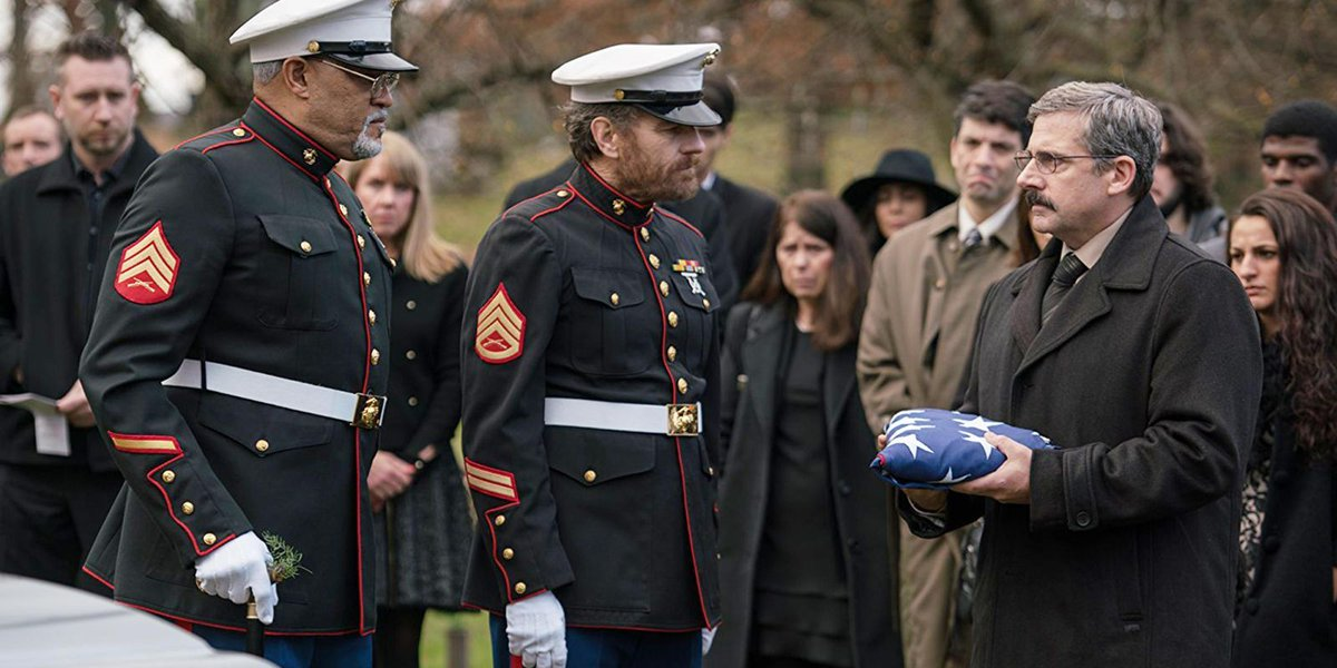 Review: Strong cast, strong views raise 'Last Flag'