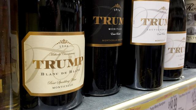 National Park gift shop sold wine from Trump winery https://t.co/FHlqZn9ivp https://t.co/7udxHOMCMG