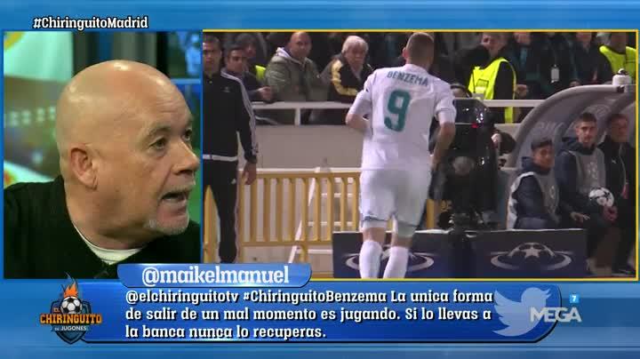 Real Madrid goleó a Apoel y se apoel
