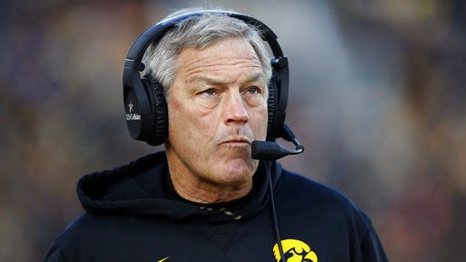 Iowa out to get running game rolling