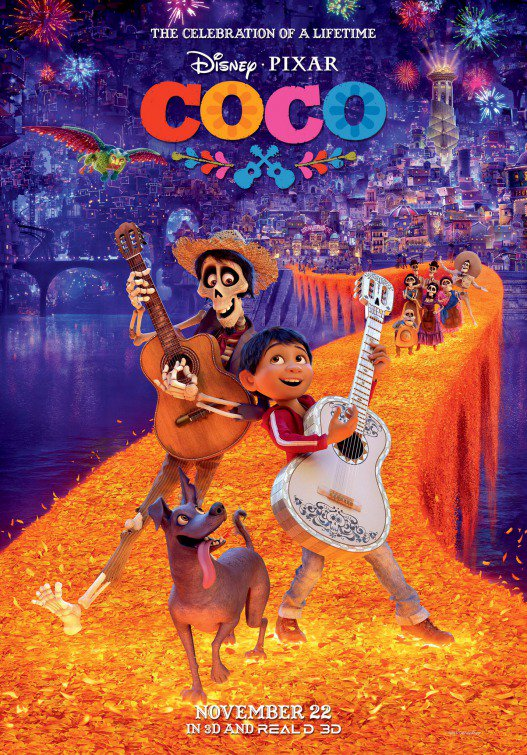 Review: 'Coco' Brings the Pixa coco