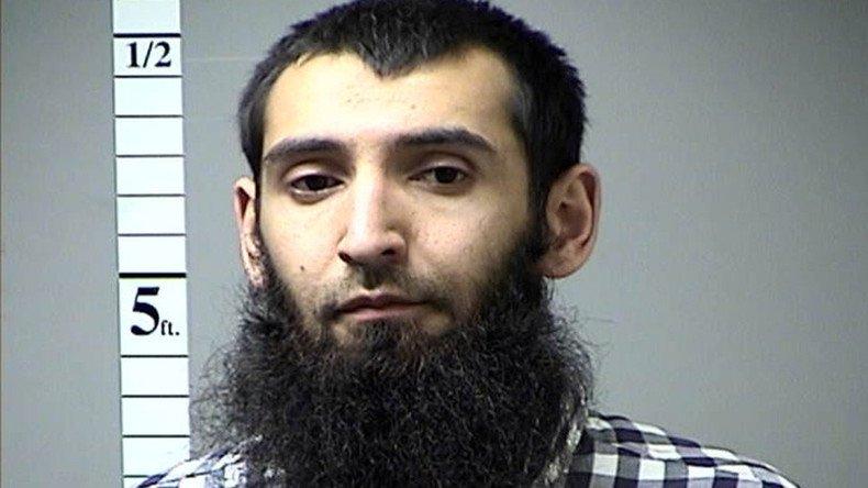 NYC terrorism suspect Sayfullo Saipov indicted on 22 counts