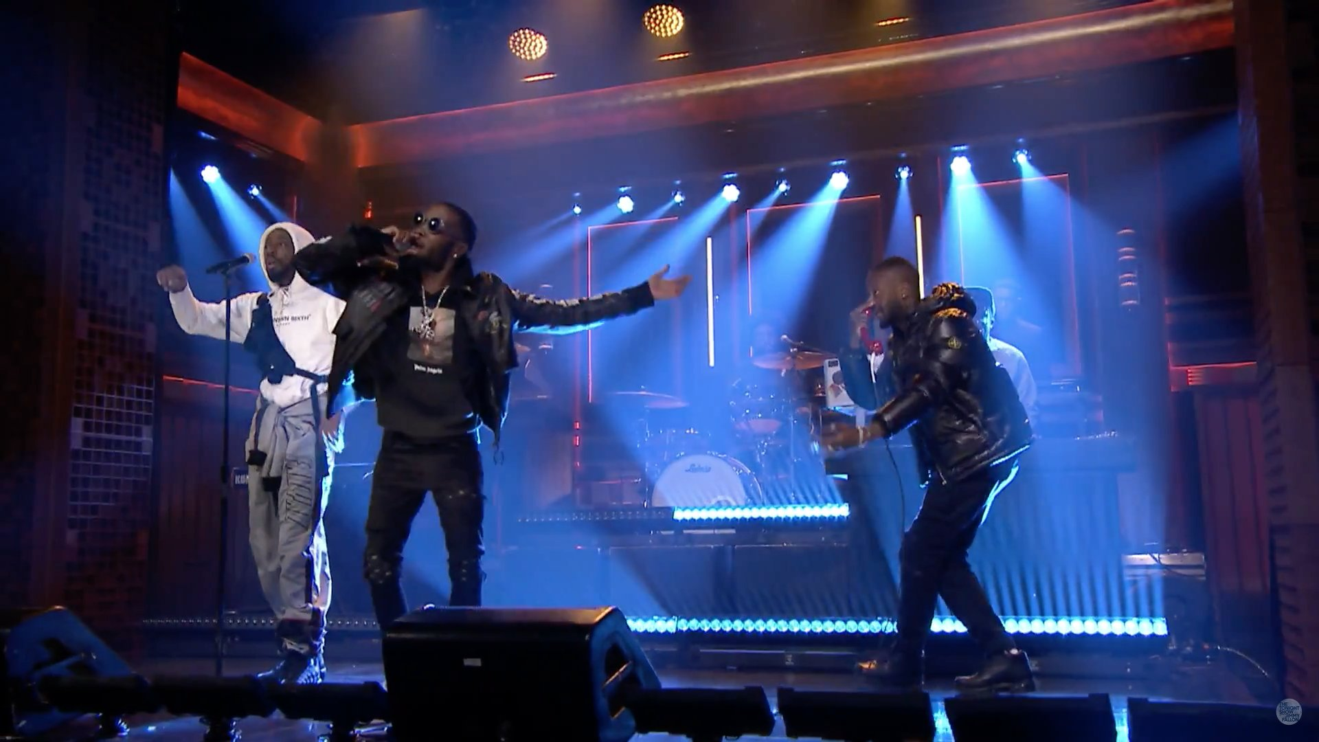 Watch @Goldlink perform his platinum selling single 'Crew' with @BrentFaiyaz and @ShyGlizzy. https://t.co/2bUdOaJy4R https://t.co/GPqQJzOXes