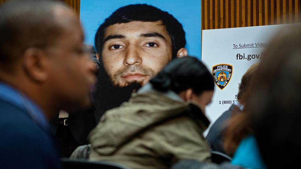 22-count indictment returned against man in NYC bike path attack