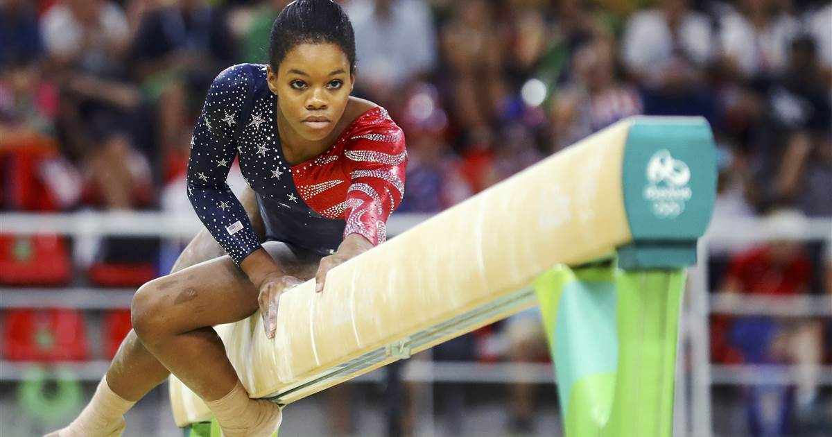 Gabby Douglas is latest Olympian to say she was abused by team doctor