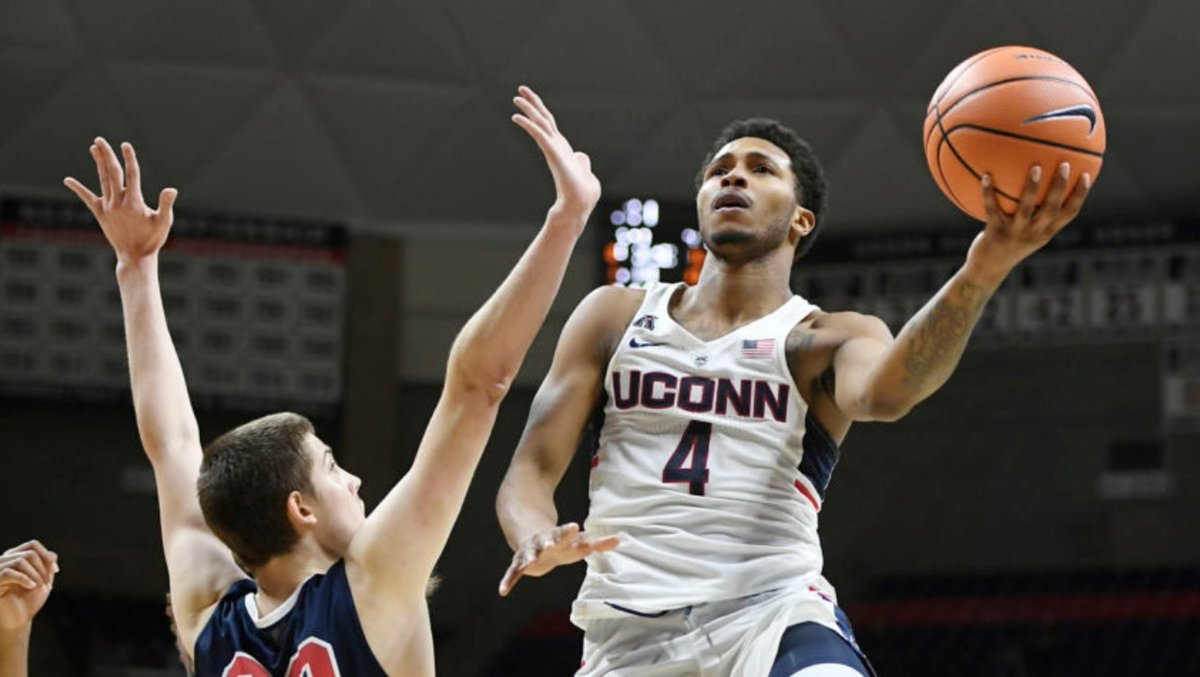 UConn guard pays fine to resolve on-campus scooter incident