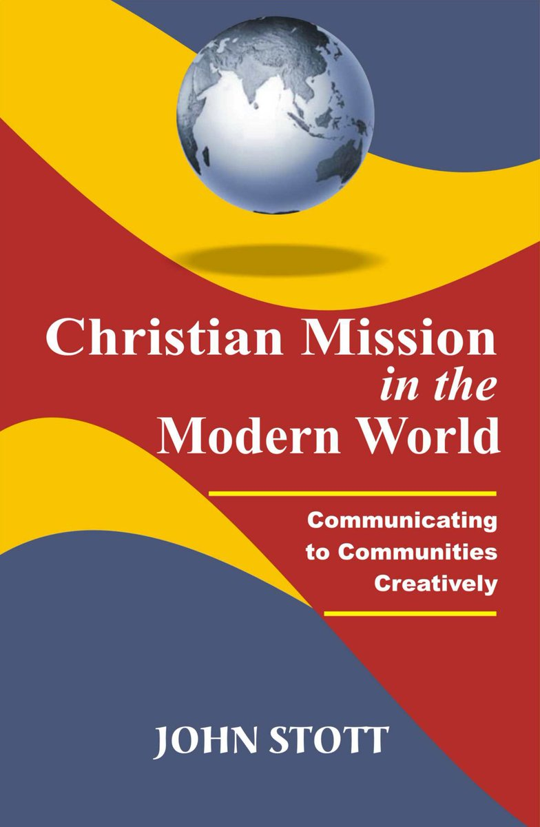 test Twitter Media - John Stott takes a critical look at the key issues of Christian Mission. Unbending evangelical ideas of mission are reassessed as the biblical teaching behind these terms are examined. https://t.co/Sg6WF38Ar5