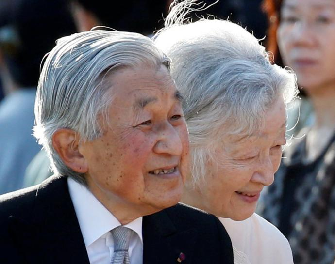 Japan special panel to weigh timing of emperor's abdication