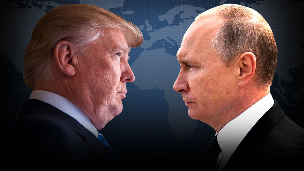 President Trump and Putin discuss Syria in phone call