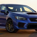 Subaru WRX STI To Be Discontinued In Europe From 2018