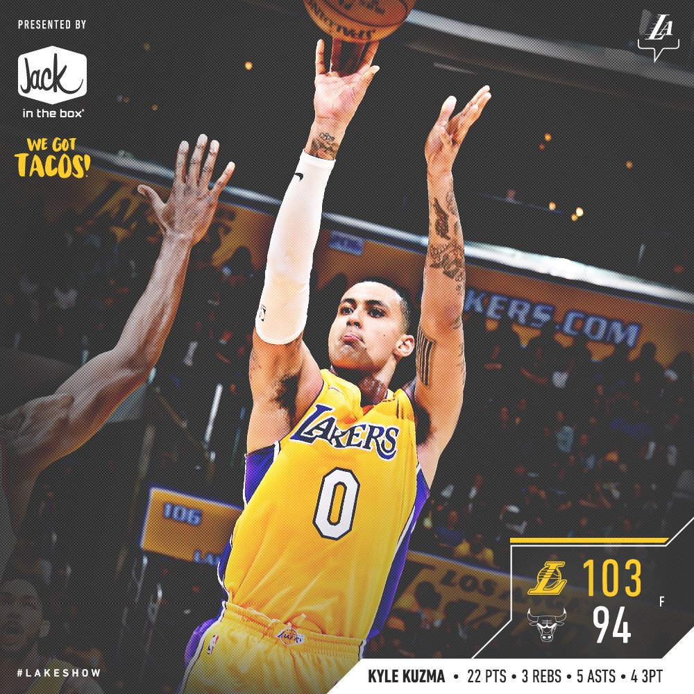 #KuzControl was in full effect tonight. #WeGotTacos presented by @JackBox