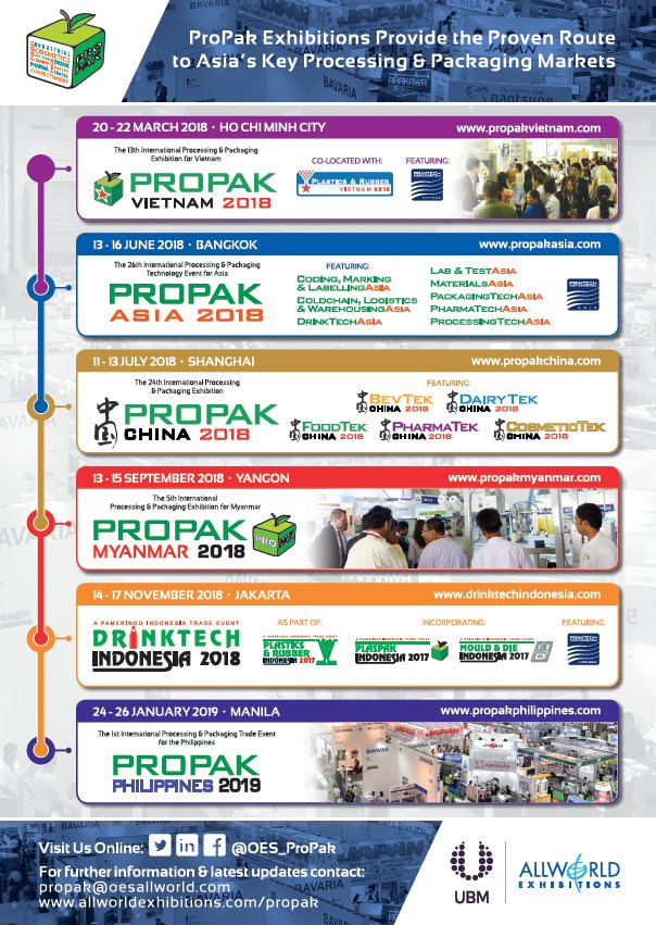 test Twitter Media - Our shows may be over for this year, but that doesn't mean you can't plan for next year and maybe even 2019!  #asean #processing #packaging https://t.co/LbCjwKi6iY