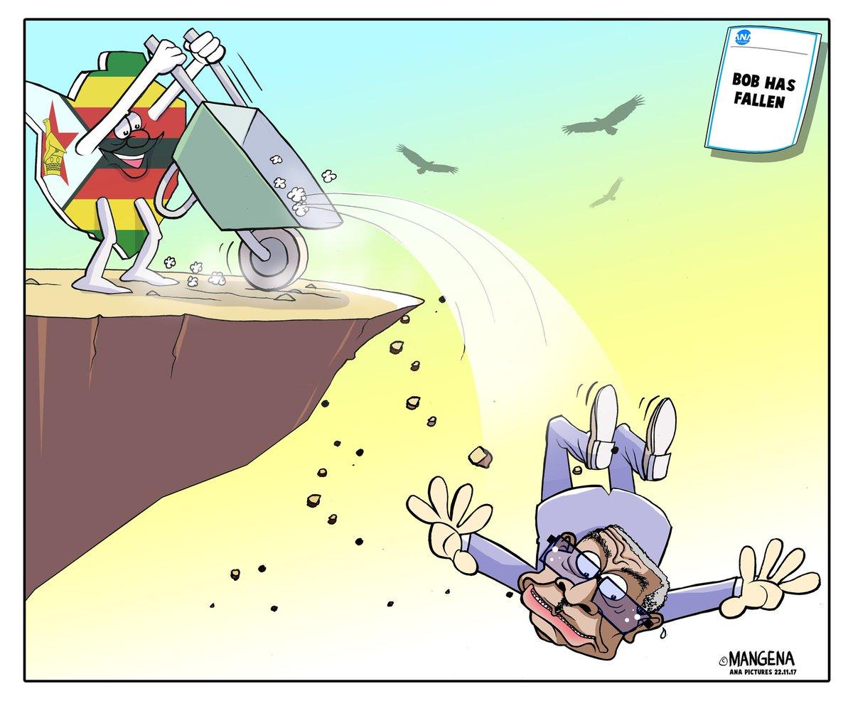 #Mugabe
