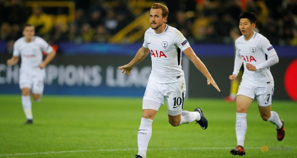 Tottenham group win proved doubters wrong, says Kane