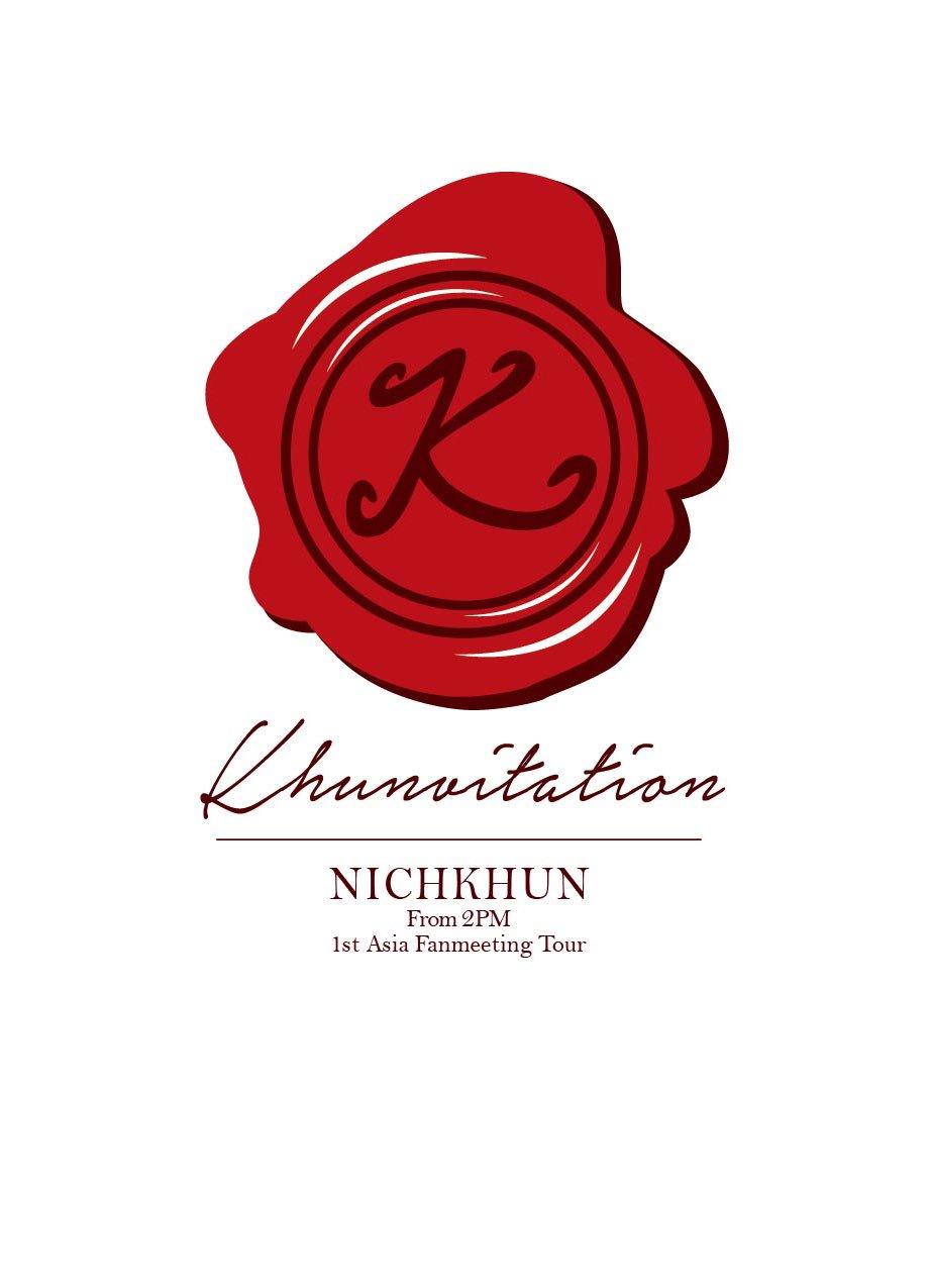 "You like my ""Khunvitation"" logo? = ] https://t.co/ogIwsFA2sR"