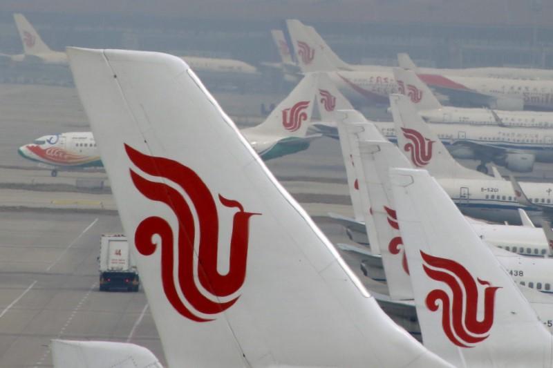 Air China indefinitely suspends flights between Beijing and Pyongyang https://t.co/czGeerXgz1 https://t.co/IU29EFy6Mz
