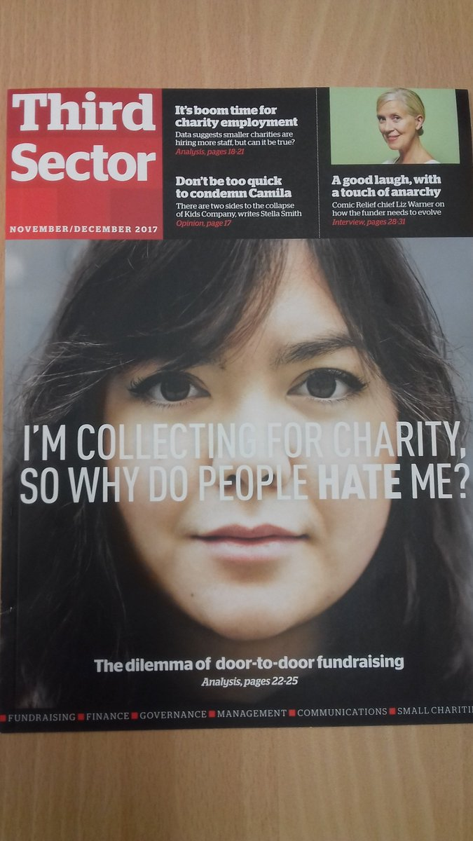 test Twitter Media - Really interesting headline in this month's @ThirdSector magazine. #Fundraising #charity #perceptions #reputation https://t.co/J8jFELBSUl