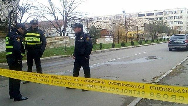 Служба госбезопасности Грузии сообщила о проведении контртеррористической операции в Тбилиси