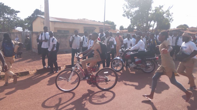 Grève en Guinée: la ville de Labé rejoint le mouvement…