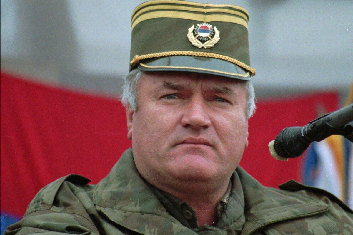 #Mladic