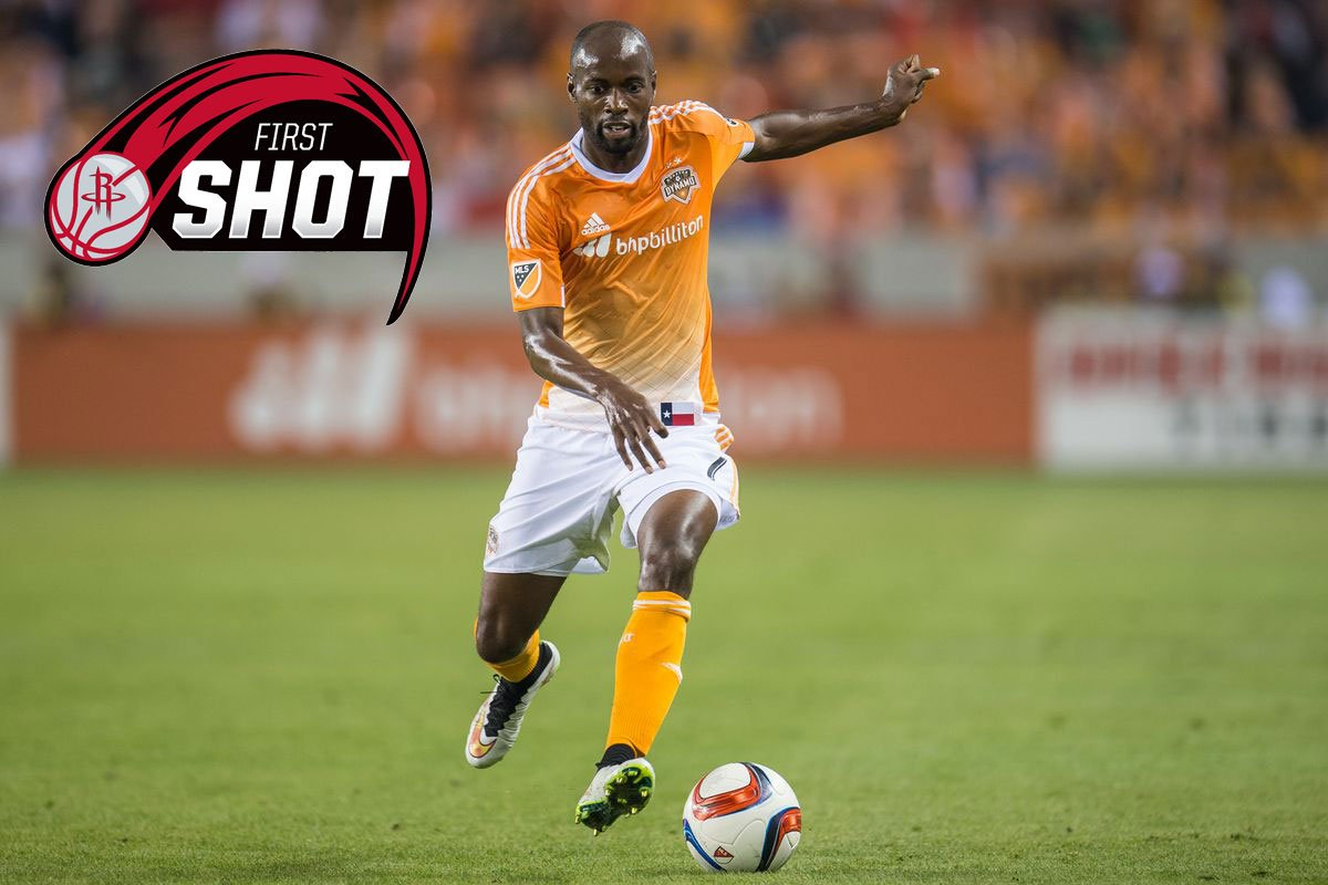 Tonight's First Shot for charity will be taken by @HoustonDynamo star, @DaMarcusBeasley! https://t.co/oY7DOPaJDC