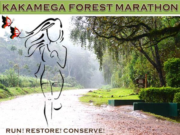 Malinga among 800 athletes registered in Kakamega Forest marathon