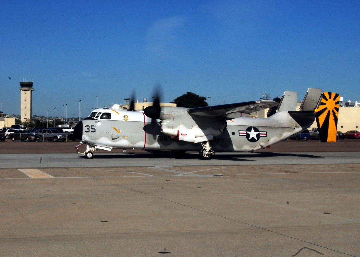 A U.S. Navy plane has crashed into the sea near Japan with 11 people on board