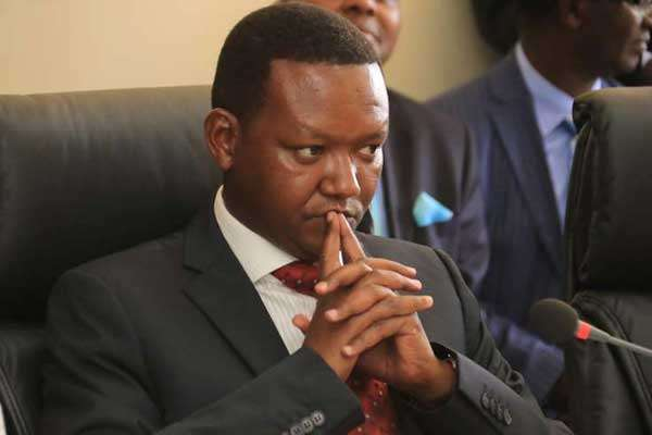 Why Governor Mutua's lawyers withdrew from Wavinya Ndeti's petition