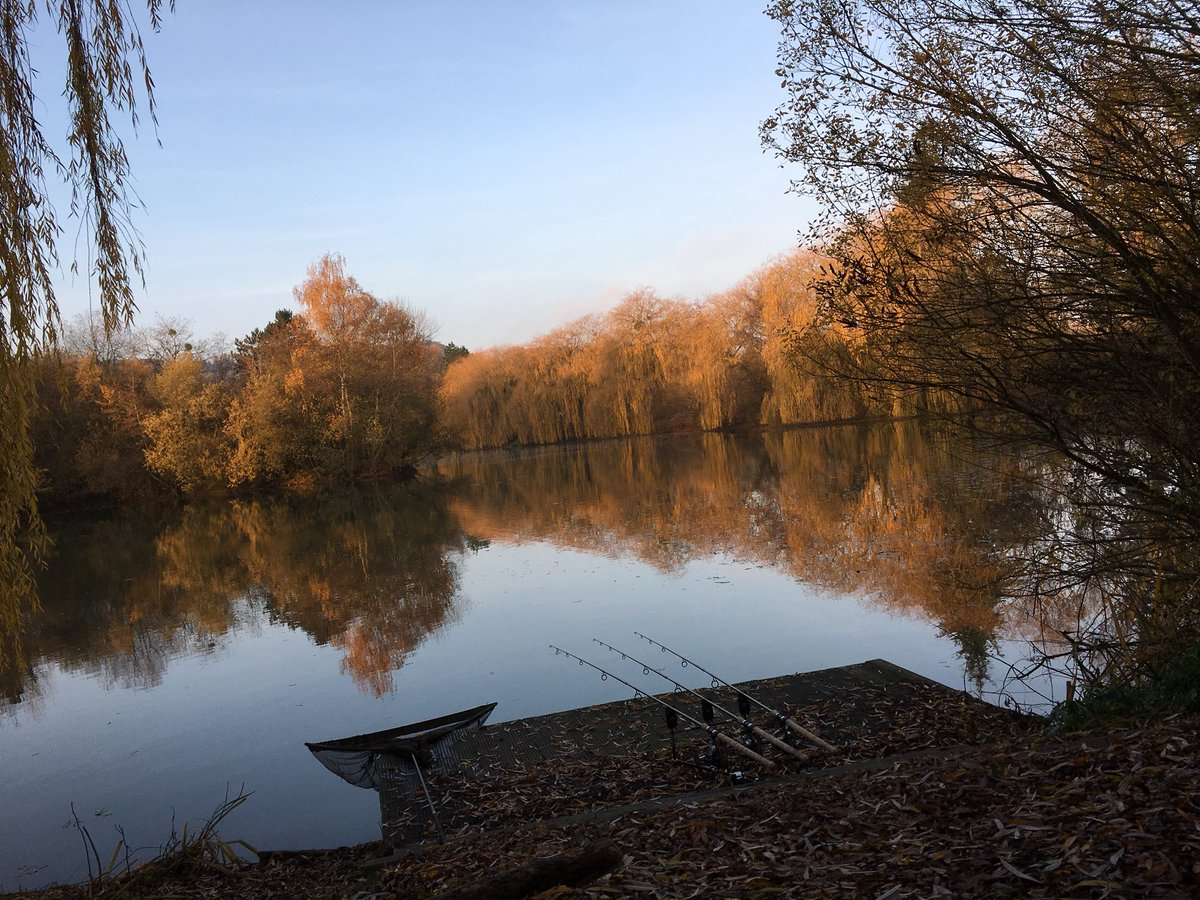 Just <b>Being</b> out there is enough! #carpfishing https://t.co/ZUlDngZyKT