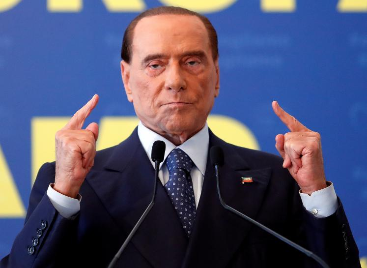 Italy's Berlusconi takes fight against ban from office to European court https://t.co/hbSRFE24YC https://t.co/BompfNTZsV