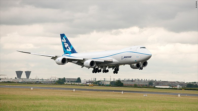 Did you know you could buy a Boeing 747 online? Two sold this week.