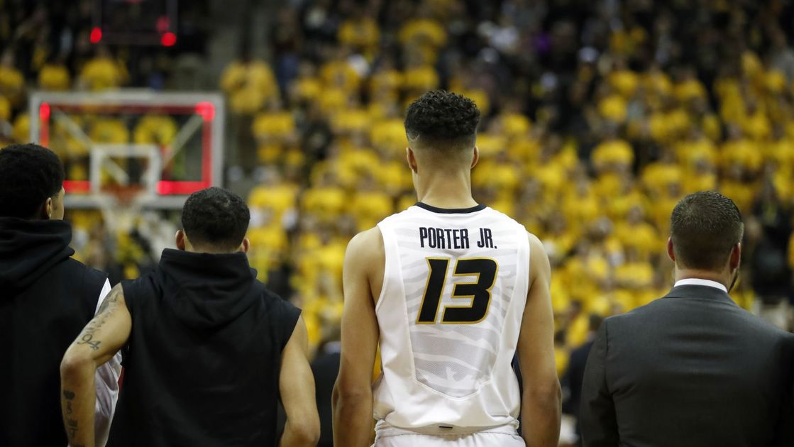 Porter's back surgery could sideline Mizzou phenom for rest of season