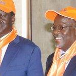 Raila meets Magufuli ahead of Uhuru's swearing-in