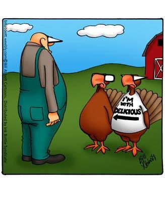 #TurkeyPardon