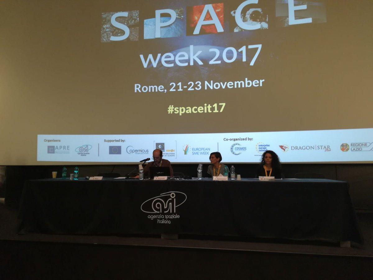 test Twitter Media - #Spaceweek17 Come utilizzare i servizi di Copernicus per monitorare i terreni agricoli tenendo conto dei cambiamenti climatici? @ISPRA_Press coordina la sessione presso @ASI_spazio https://t.co/QBlj5FhFyX