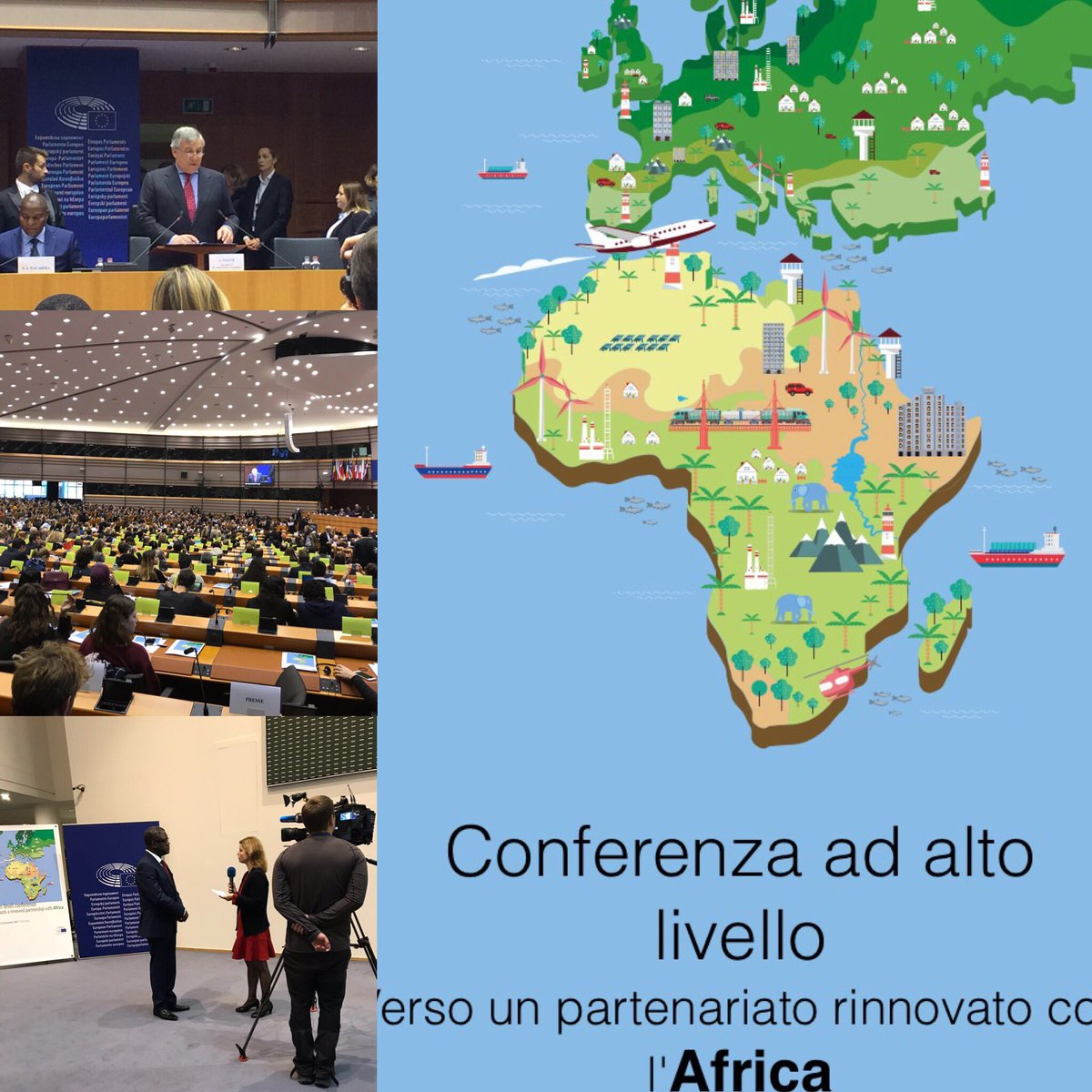 #PartnershipAfricaEU
