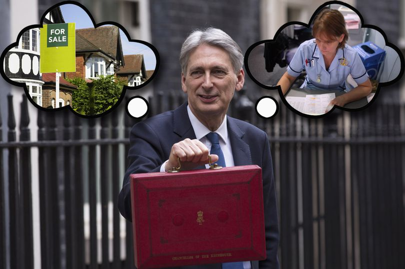 Budget 2017 summary: Key points of Philip Hammond's announcement at a glance https://t.co/5EzCNYs1R7 https://t.co/kvkKAWTesO