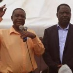 Raila's brother applies for nomination to the East African Assembly